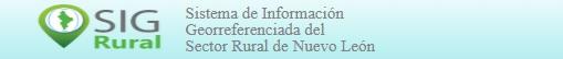 SIG RURAL Nuevo Leon